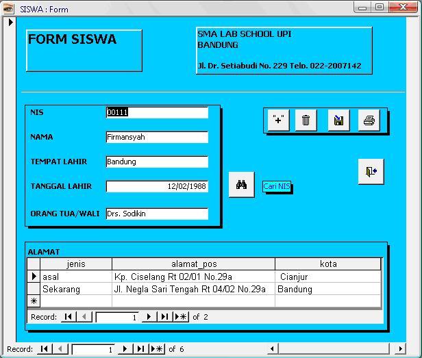 Aplikasi Web Dengan Php Dan Oracle Database Konstruksi Komunikasi Antar Sesama